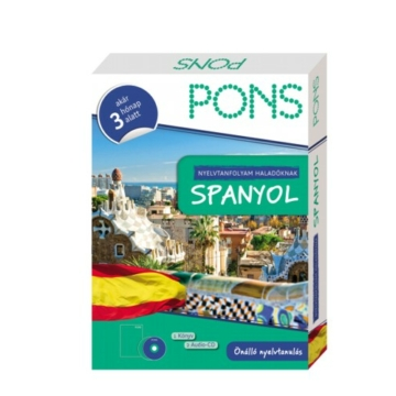 haladó nyelvtanfolyam spanyol