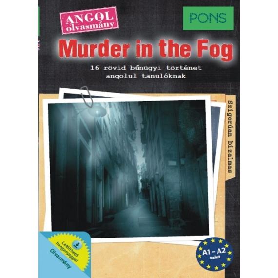 angol krimi Murder in the fog