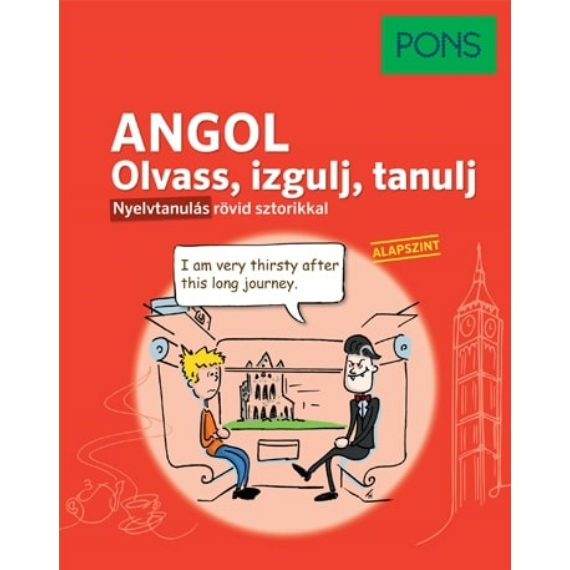 Olvass, izgulj, tanulj angol