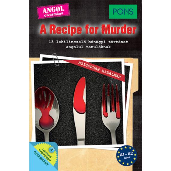 A Recipe for Murder