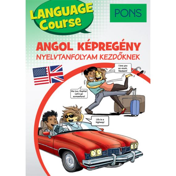 Angol képregény szótanulás
