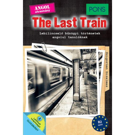 angol krimi the last train