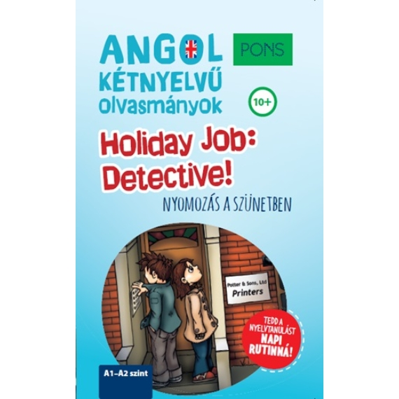 PONS Holiday Job: Detective!