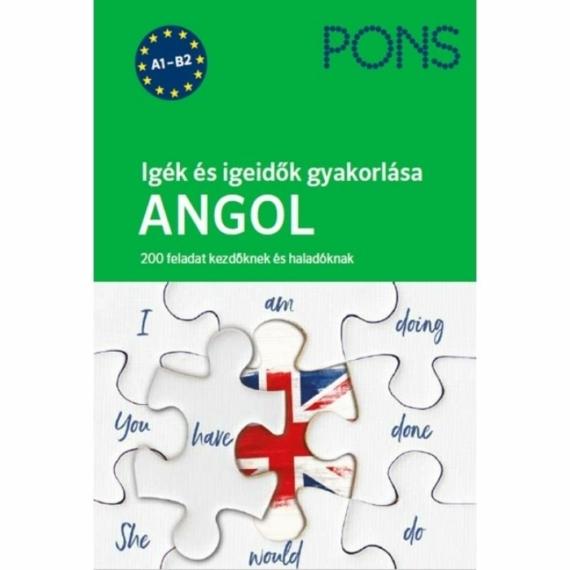Pons Igék és igeidők gyakorlása Angol