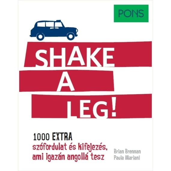 shake a leg angol szlengszotar