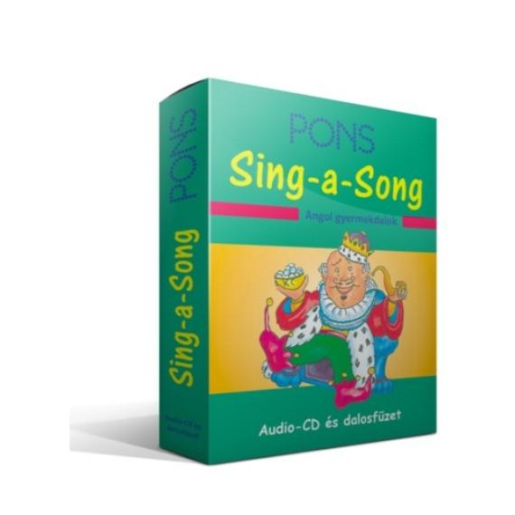angol gyermekdalok sing a song
