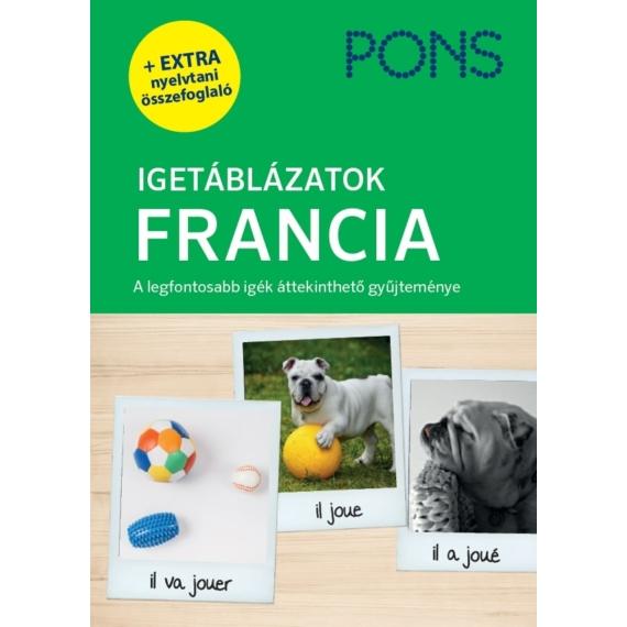 igetáblázatok francia