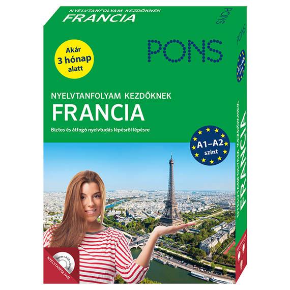 nyelvtanfolyam kezdőknek francia