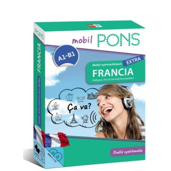 mobil nyelvtanfolyam francia extra
