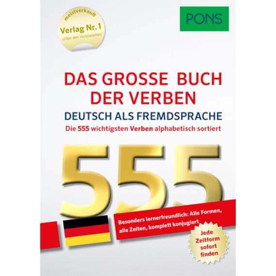Das große Buch der Verben Deutsch als Fremdsprache