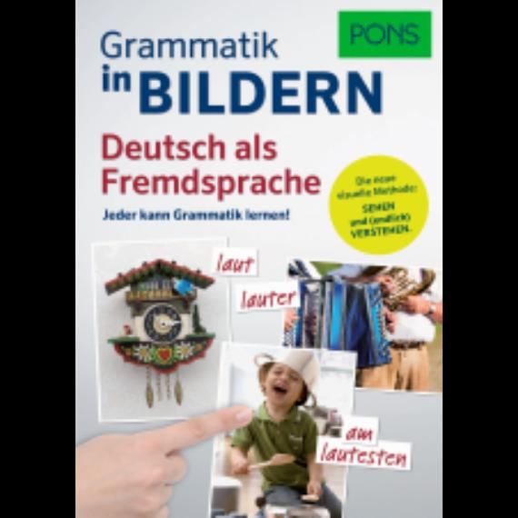 PONS Grammatik in Bildern DaF