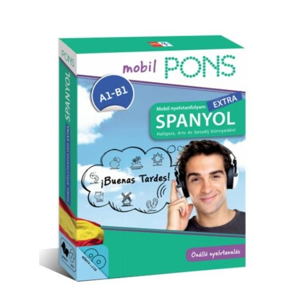 mobil nyelvtanfolyam spanyol extra