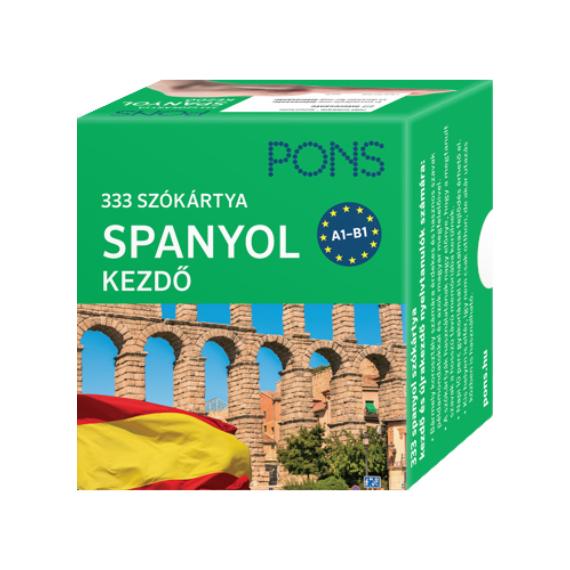 szókártya spanyol