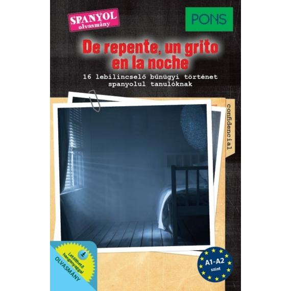 spanyol nyelvű krimi